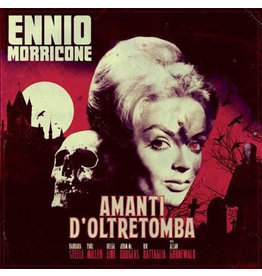 Overdrive Records Ennio Morricone - Amanti D'oltretomba (Coloured Vinyl)