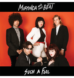Third Man Records Miranda and The Beat - Such A Fool