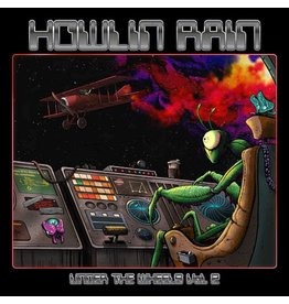 Silver Current Records Howlin Rain - Under The Wheels Vol. 2