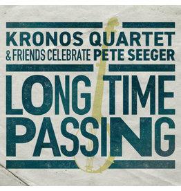 Smithsonian Folkways Kronos Quartet - Long Time Passing: Kronos Quartet And Friends Celebrate Pete Seeger
