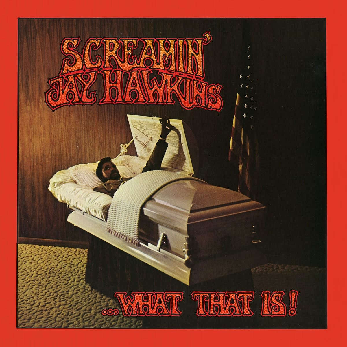 Third Man Records Screamin' Jay Hawkins - What That Is!