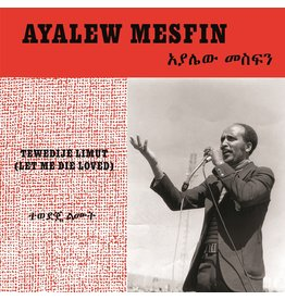 Now-Again Records Ayalew Mesfin - Tewedije Limut (Let Me Die Loved)
