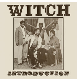 Now-Again Records Witch - Introduction (Coloured Vinyl)