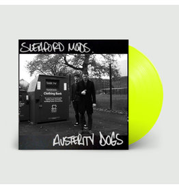 Extreme Eating Sleaford Mods - Austerity Dogs (Coloured Vinyl)