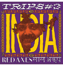 !K7 Records Red Axes - Trips #3: India