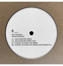 Heavenly Recordings Raf Rundell - Monsterpiece Remixes