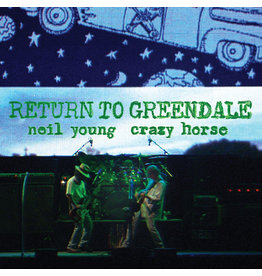 Warner Music Group Neil Young - Return To Greendale (Box Set)
