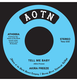 Athens Of The North Akira Freeze - Tell Me Baby