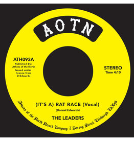 Athens Of The North The Leaders - (It's A) Rat Race