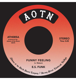 Athens Of The North E.S. Funk - Funny Feeling