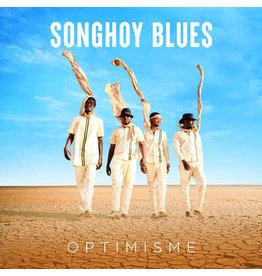 Transgressive Records Songhoy Blues - Optimisme (Coloured Vinyl)