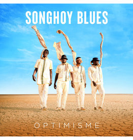 Transgressive Songhoy Blues - Optimisme (Coloured Vinyl)