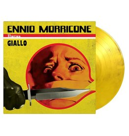 Music On Vinyl Ennio Morricone - Giallo (Coloured Vinyl)