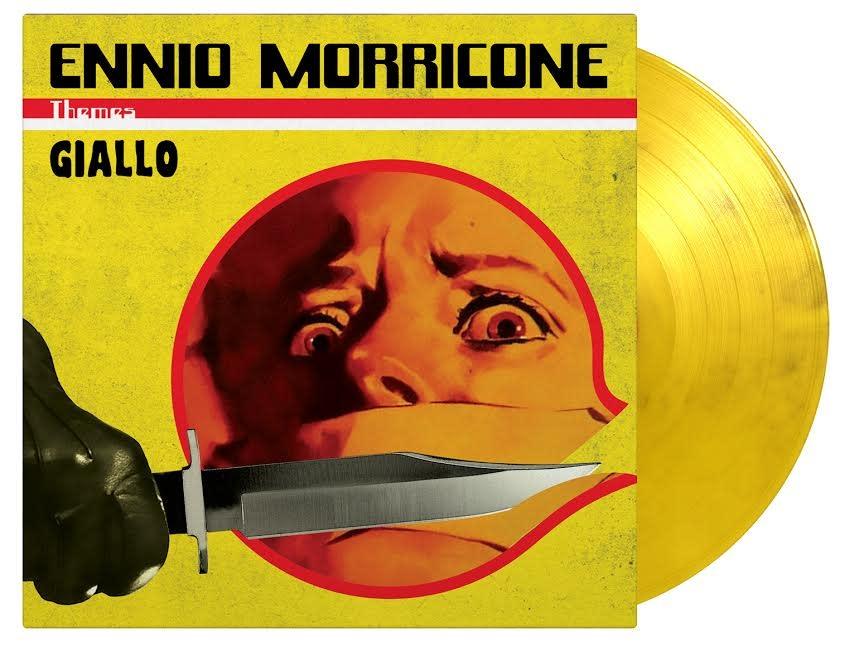 Music On Vinyl Ennio Morricone - Giallo (Coloured Vinyl)