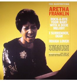 Waxtime Aretha Franklin - The Electrifying