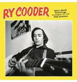 Mind Control Ry Cooder - Radio Ranch Recordings. Cleveland. Oh. 1972 - Wwms Broadcast