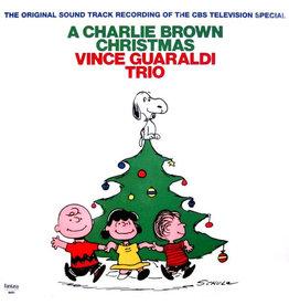 Fantasy Vince Guaraldi Trio - A Charlie Brown Christmas (Coloured Vinyl)