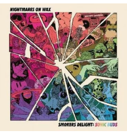 Warp Records Nightmares on Wax - Smokers Delight: Sonic Buds