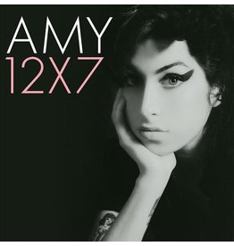 Island Records Amy Winehouse - 12x7: The Singles Collection