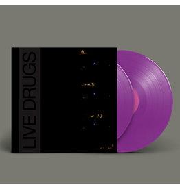 Super High Quality The War On Drugs - LIVE DRUGS (Coloured Vinyl)