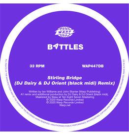 Warp Records Battles - Juice B Mixed