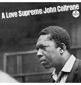 Impulse! John Coltrane - A Love Supreme (Definitive Audiophile Version)