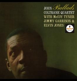 Impulse! John Coltrane Quartet - Ballads (Definitive Audiophile Version)