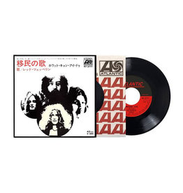 Rhino Led Zeppelin - Immigrant Song / Hey Hey What Can I Do