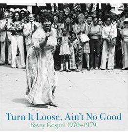 Honest Jon's Records Various - Turn It Loose, Ain't No Good : Savoy Gospel 1970 - 1979
