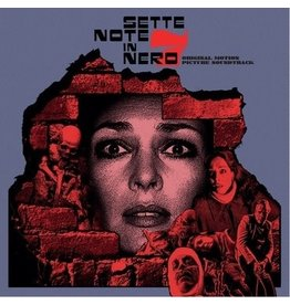 Death Waltz Recordings Co Fabio Frizzi, Franco Bixio, and Vince Tempera - Sette Notte In Nero (A.K.A.Seven Notes In Black And The Psychic)