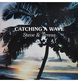 Aloha Got Soul Steve & Teresa - Catching A Wave (Coloured Vinyl)