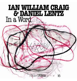 RVNG Ian William Craig & Daniel Lentz - In A Word