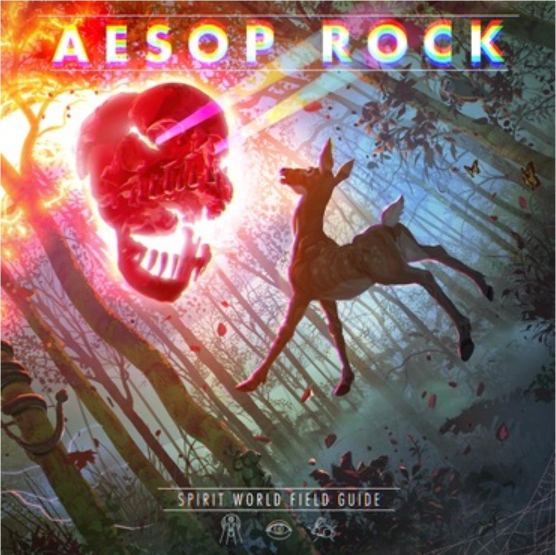 Rhymesayers Aesop Rock - Spirit World Field Guide (Coloured Vinyl)