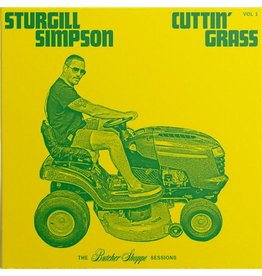 High Top Mountain Records Sturgill Simpson - Cuttin' Grass (Coloured Vinyl)