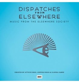 Invada Records Atticus Ross, Leopold Ross, Claudia Sarne - Dispatches From Elsewhere (Music From The Elsewhere Society)