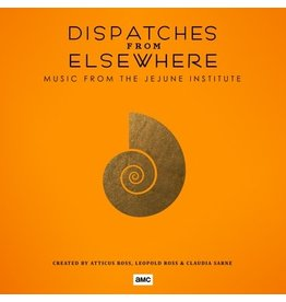 Invada Records Atticus Ross, Leopold Ross, Claudia Sarne - Dispatches From Elsewhere (Music From The Jejune Institute)