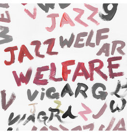 AWAL Recordings Viagra Boys - Welfare Jazz