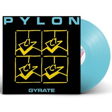 New West Records Pylon - Gyrate (Coloured Vinyl)