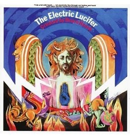 Telephone Explosion Records Bruce Haack - The Electric Lucifer
