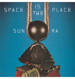 Jackpot Records Sun Ra - Space Is The Place