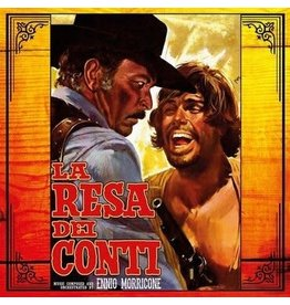 Music On Vinyl Ennio Morricone - La Resa Dei Conti (Big Gundown) OST (Coloured Vinyl)