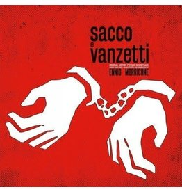 Music On Vinyl Ennio Morricone - Sacco E Vanzetti OST (Coloured Vinyl)