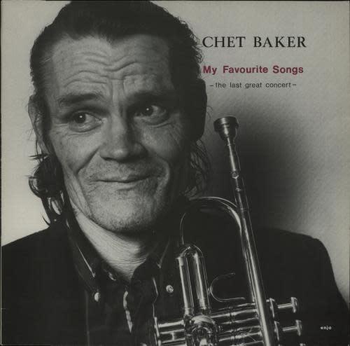 Enja Chet Baker - My Favorite Songs: The Last Great Concert