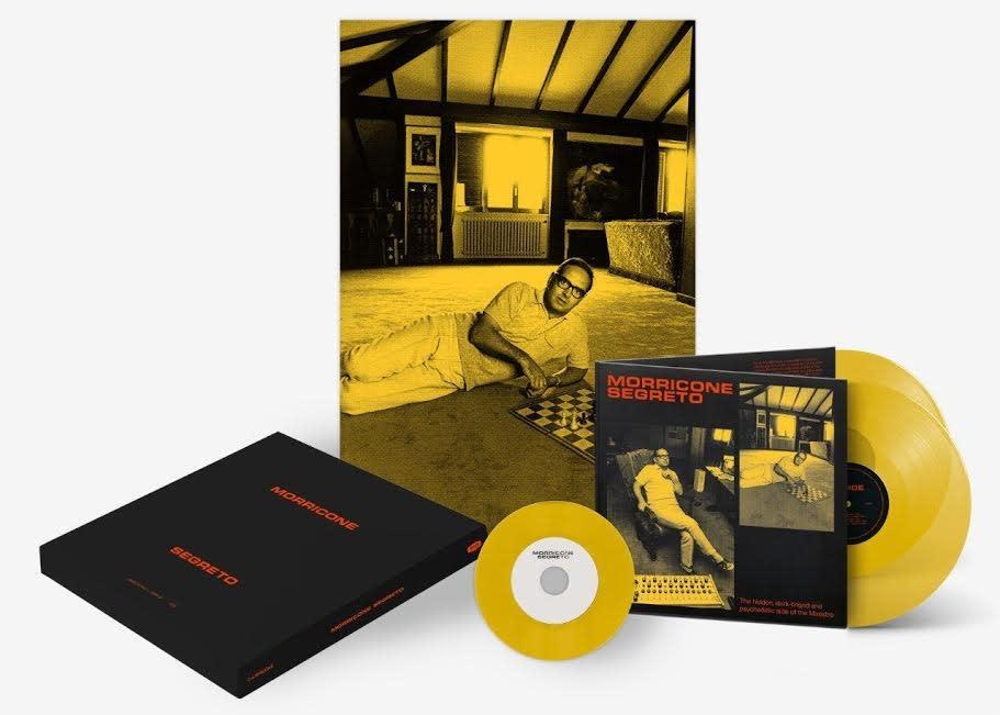 Decca Ennio Morricone - Morricone Segreto (Coloured Vinyl)