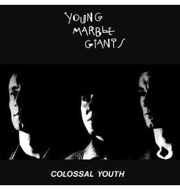 Domino Records Young Marble Giants - Colossal Youth (40th Anniversary Edition) (Coloured Vinyl)