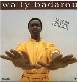 Love Vinyl Wally Badarou - Back to Scales To-Night