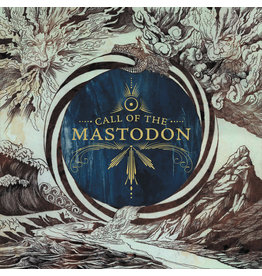 Relapse Records Mastodon - Call of the Mastodon (Coloured Vinyl)