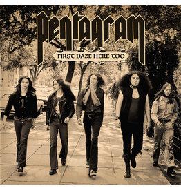 Relapse Records Pentagram - First Daze Here Too (Coloured Vinyl)