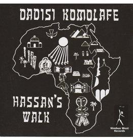 Nimbus West Dadisi Komolafe – Hassan's Walk