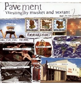 Matador Records Pavement - Westing (By Musket And Sextant)